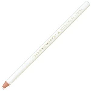 ダーマト鉛筆 K7600.1 白 12本入【三菱鉛筆】
