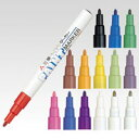 三菱鉛筆ペイントマーカー 細字(0.8〜1.2mm)PX-2115色からお選びください。