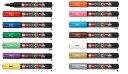 【三菱鉛筆】PC-1M□ユニ ポスカ 極細(0.7mm)14色からお選びください。