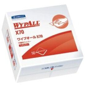 ワイプオールX70/60570【クレシア】