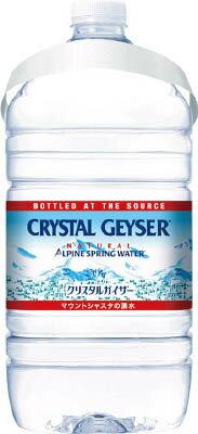 大塚食品クリスタルガイザー 1ガロン(3.78L)×6本 108182