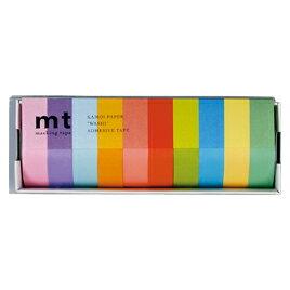 【KAMOI】マスキングテープ 10色セット