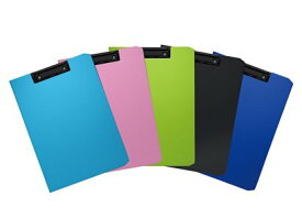 クリップファイルソフィット A4タテ型全5色【ソニック】CB-875-□