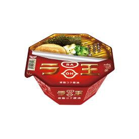 日清ラ王 醤油 12個入り21407【日清食品】※軽減税率対象商品