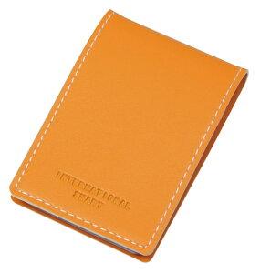 【ゆうパケット対応可】カラーポイントカードケース(ボタン無)