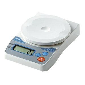 デジタルはかり 2kg型 計量範囲:1〜2000g HL-2000I【エー・アンド・デイ】