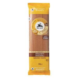 (代引き不可)(同梱不可)アルチェネロ 有機全粒粉スパゲッティ 500g 12個セット C5-12A