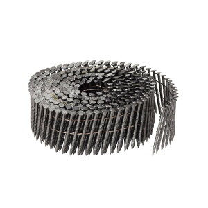 (代引き不可)(同梱不可)(W)ワイヤー スクリュー釘 平形巻 2.1×38 400本巻×10巻 WS2138F