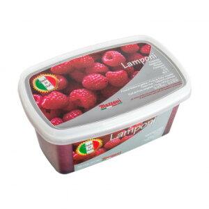 (代引き不可)(同梱不可)マッツォーニ 冷凍ピューレ ラズベリー 1000g 6個セット 9409