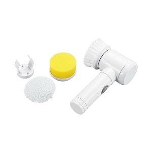 (代引き不可)(同梱不可)コードレス電動掃除用ブラシ ピカピカポリッシャー AY-4185