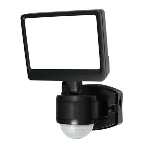 (同梱不可)ELPA(エルパ) 屋外用LEDセンサーライト AC100V電源(コンセント式) ESL-SS421AC