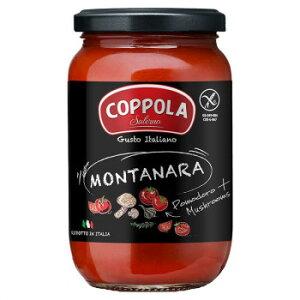 (代引き不可)(同梱不可)COPPOLA コッポラ ソース モンタナーラ(マッシュルーム) 350g 12個セット 632-803