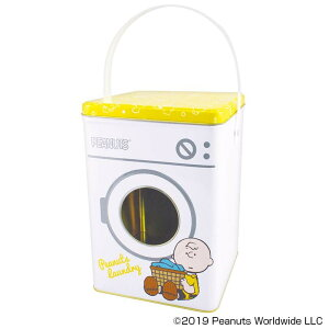(同梱不可)PEANUTS SNOOPY(スヌーピー) ランドリー用品 WASH BAGセット チャーリー・ブラウン YE・イエロー PD-3201