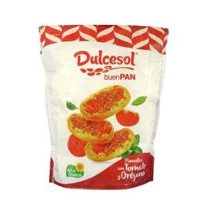 (代引き不可)(同梱不可)Dulcesol(ドゥルセソル) トマト クリスプブレッド 160g×15袋