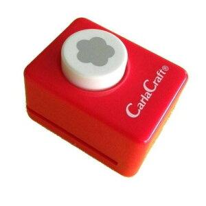 (同梱不可)Carla Craft(カーラクラフト) クラフトパンチ(小) ウメ/梅 CP-1 4100684