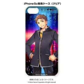 [iPhone5c]専用ケース 東亰ザナドゥ 〈伊吹遼太〉