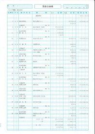 【伝票】出納帳 SR1301 ソリマチ【YDKG-tk】【fs2gm】【RCP】【fs3gm】【売上伝票/会計伝票/出金伝票/入金伝票/仕入伝票/請求書/納品書/領収書/売上/出金/入金/仕入/会計】