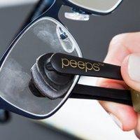 メガネ拭きピープスpeepsメガネ用カーボンクリーナー【送料無料】【ポイント10倍】