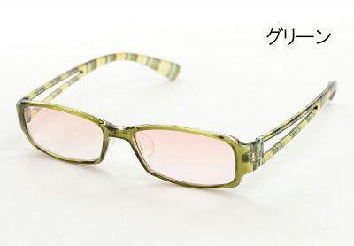 掛けて歩けるとってもお洒落なファッションシニアグラス累進多焦点・遠近両用老眼鏡シニアレンズ採用