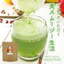 フルーツグリーンスムージー(200g:フルーツミックス味) 送料無料 グリーン スムージー ダイエット 酵素ドリンク 酵素ダイエット 酵素スムージー 置き換え ...