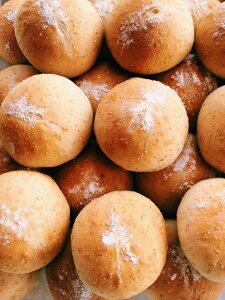 """おおがファームの自家製天然酵母パン 15個入り 国産小麦粉""""春のいぶき""""使用"""