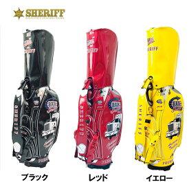 シェリフ プレミアム モデル キャディバッグ SP-007 SHERIFF PREMIUM MODEL 限定50本