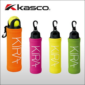 キャスコ (kasco) KIRA ボールケース ボールポーチ ボール4個収納可