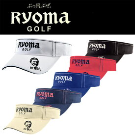 [9/14-9/16エントリーでポイント20倍]リョーマゴルフ RYOMAGOLF バイザー メンズ