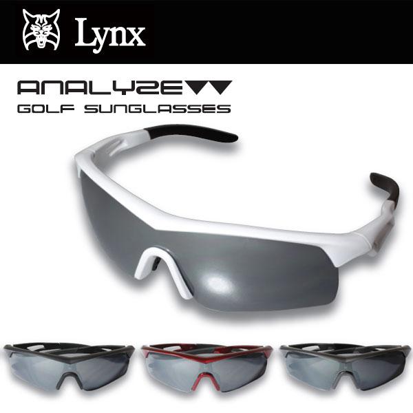 リンクス (Lynx) スポーツサングラス ライトスモークミラーレンズ MK-M555