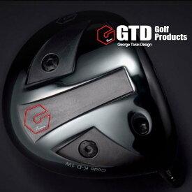 GTD Golf GTD コードケイ ドライバー GTD Code K Driver ヘッド単品(ヘッド単品販売不可)組立工賃無料