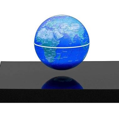 浮く地球儀 直径8.5cmの地球儀 ファンタジーユニバース ゼウス テンヨー
