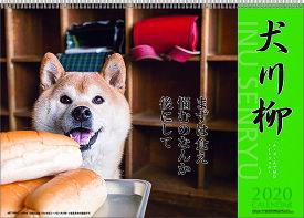 2019年9月 月間MVP受賞★2020年 カレンダー 犬 犬川柳 月めくり カレンダー 2020 壁掛け 犬 1000109210