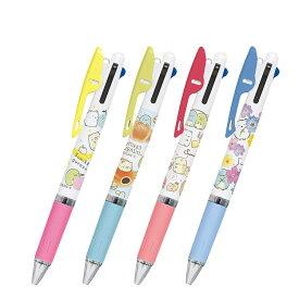 ボールペン すみっコぐらし ジェットストリーム キャラクター 3色ボールペン