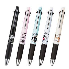 【限定品】 4色ボールペン 三菱 Uni ジェットストリーム ボールペン 4&1 ディズニー ゆうパケット キャラクター