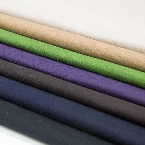 ウール【TX35200】【無地】【送料無料】【ウール生地】カラー全10色【50cm単位 切り売り】【ウールフラノ】TX35200【秋物 ウール混合】ジャケットやスカート パンツにおススメ♪