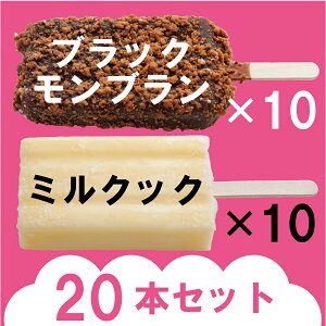 誕生より50周年、驚異のロングラン!九州のソウルフード!竹下製菓 ブラックモンブラン10本&ミルクック10本セット