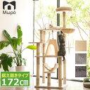 【SALE×ポイント10倍!】キャットタワー 大型猫 キャットタワー おしゃれ 送料無料 爪とぎ おもちゃ ハウス 室内 据え…