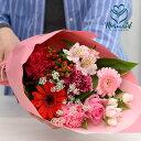 母の日 ギフト 母の日 プレゼント 母の日 バラ ローズ 『ピュアブーケ』花束 誕生日 フラワー 花 ギフト 送別 定年 退職 生花 ブーケ …