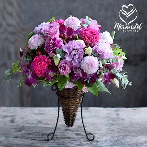 母の日デザイナーズアレンジメント誕生日送別会退職祝い歓送迎会卒業母の日ギフト結婚記念日結婚祝い花フラワーお見舞い開店祝い送料無料楽天ランキング1位母プレゼント