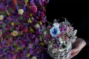 玄関花ギフトプレゼント2020結婚祝いお礼歓送迎ドライフラワー「ポコアポコ」アレンジ
