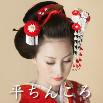 Oharibako To The Forelock Of The Japanese Coiffure The Original