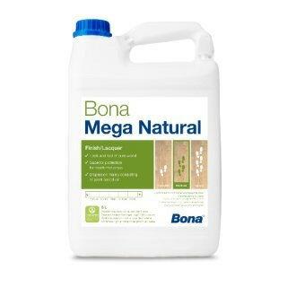 Bonaメガナチュラル ウルトラマット 2L(約20平米/2回塗り) 【送料無料j】