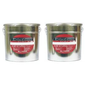 オートンイクシード 6L×2缶セット(刷毛プライマー付き) 高耐候/高耐久/コーキング/シーリング/サイディング/目地/オート化学