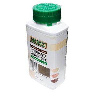 ブライワックス・ウォーター・ベース・ウッド・ダイ  ブラウン・マホガニー色 250ml BRIWAX/水性ステイン/着色剤/ワックス/アンティーク