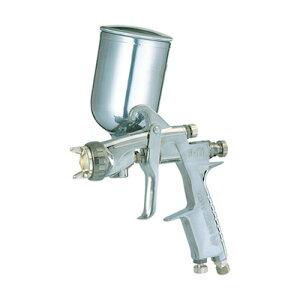 アネスト岩田 スプレーガン W-101-142BPGC 重力式 口径1.4mm 400ccカップ付き【送料無料】
