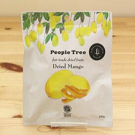 【People Tree】フィリピン・ドライマンゴー 80g (ピープルツリー)