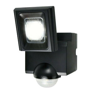 ELPA(エルパ) 屋外用LEDセンサーライト 乾電池式 ESL-N111DC 【代引き・同梱不可】