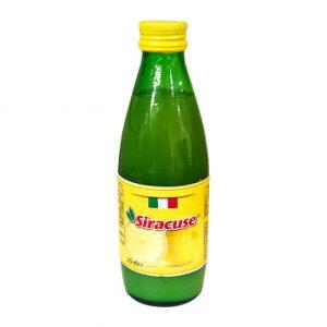 【代引き・同梱不可】ボーアンドボン シラクーザ レモン果汁100% 250ml×12本