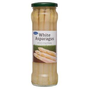 【代引き・同梱不可】Norlake(ノルレェイク) ホワイトアスパラガス 瓶詰 330g×12個