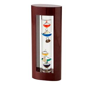 茶谷産業 Fun Science ファンサイエンス ガラスフロート温度計S 333-200 便利 かわいい 球 液体 プレゼント おしゃれ ギフト インテリア 上下 【代引き・同梱不可】